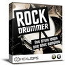 Thumbnail Rock Drummer - Rock Drum Loops and Samples