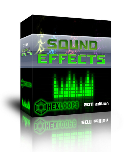 Pay for Sound Effects Pack 2011 edition (1500 HQ sounds effects)