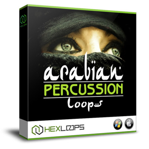 Pay for Arab Percussion Loops - High Quality Wav Files
