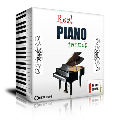 Pay for Real Piano KIT 2011 - by HEXLOOPS