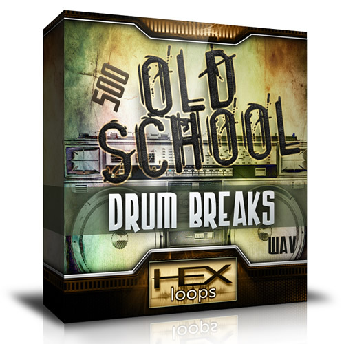 Pay for Old School Hip Hop Drums Loops - Over 500 loops
