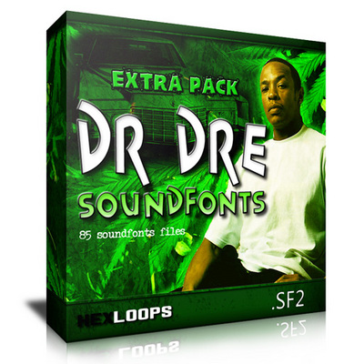 Pay for DR DRE Soundfonts sf2 EXTRA PACK Instruments
