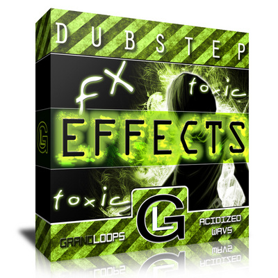 Pay for Dubstep Effects Sounds ToXiC Suite Download