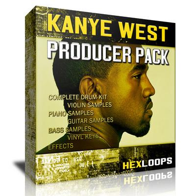 Pay for Kanye West Producer KIT Download