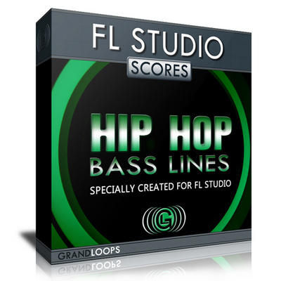 Pay for HIP HOP Bass Lines FL Studio Scores