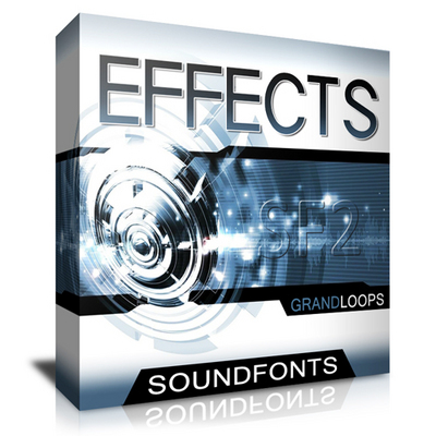 Pay for Sound Effects Soundfonts SF2