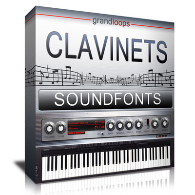 Pay for Clavinets Soundfonts Sounds High Quality