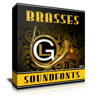 Pay for Soundfonts Brasses 640 MB Pack