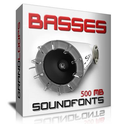 Pay for Basses Soundfonts 500 MB Pack FL Studio