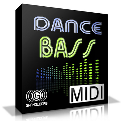 Pay for Dance Bass MIDI Loops from GrandLoops