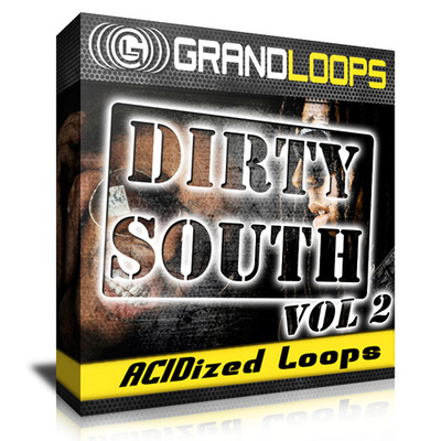 Pay for Dirty South Producer Kit Vol.2 Acidized Loops