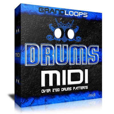 Pay for MIDI DRUMS Patterns Download