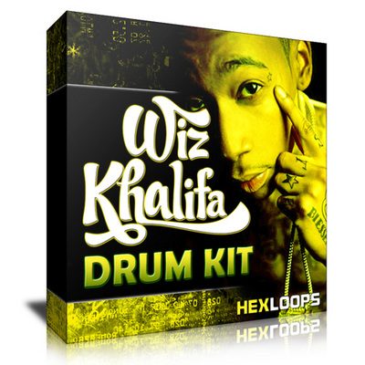 Pay for Wiz Khalifa New Drum Sound Kit Pack Download