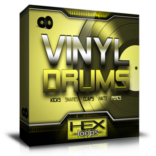 Pay for Vinyl Drums - Music Producer Kit