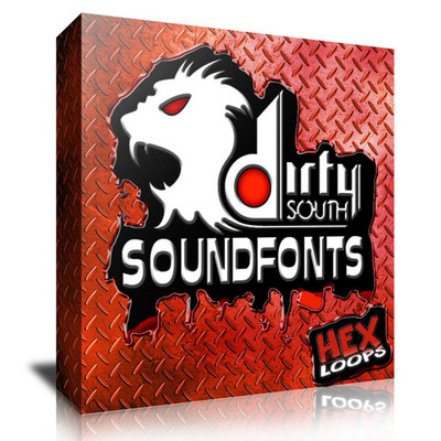 Pay for Dirty South Soundfonts Instruments Download Pack