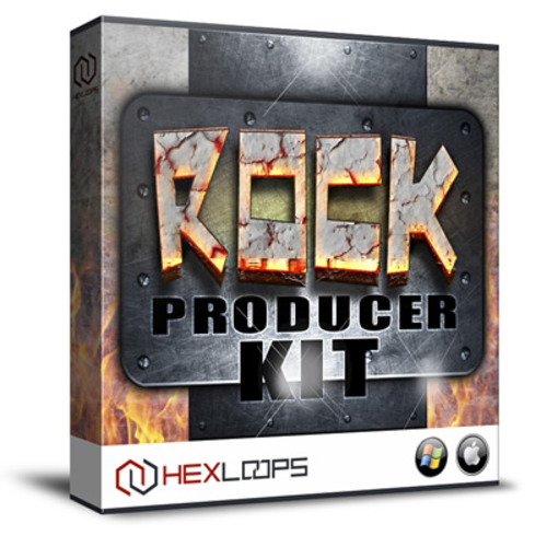 Pay for ROCK KIT PRO - Drum Kit Soundfonts Instruments MIDI Loops