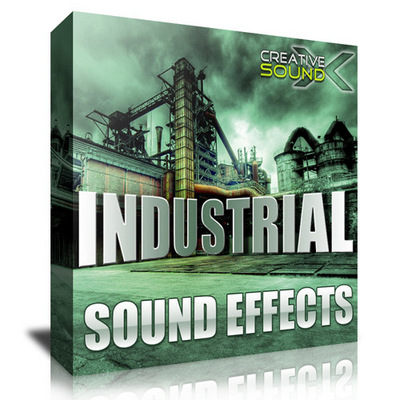 Pay for Download Industrial Audio Sound Effects New