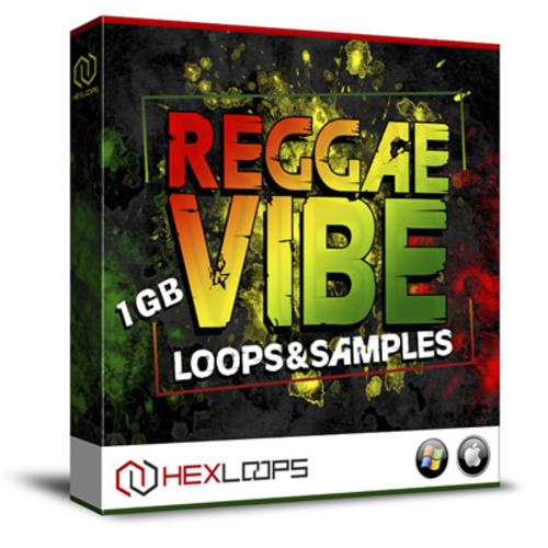 Pay for Reggae Complete Sound Kit Drums Loops Soundfonts