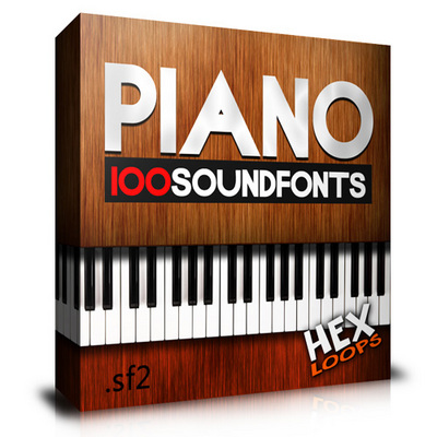 Pay for Piano Soundfonts 100 SF2 Files Download
