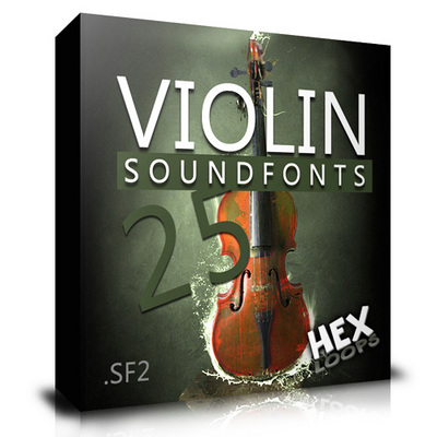 Pay for Violin Soundfonts Download Files