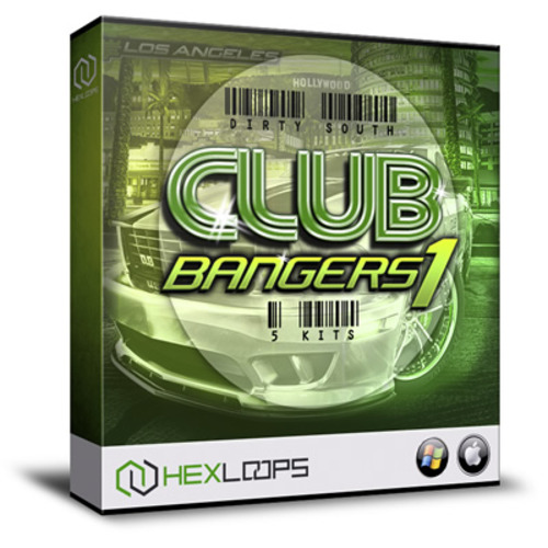 Pay for Club Bangers Dirty South Loops Soundfonts Drums