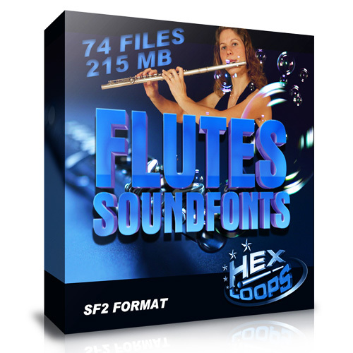 Pay for Flutes Soundfonts Files SF2 Format Download