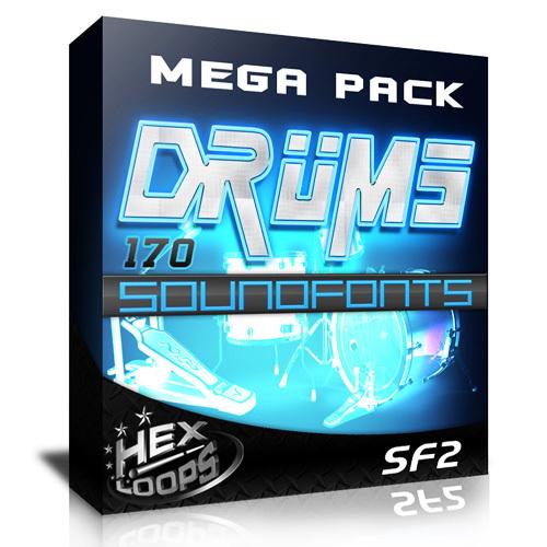 Drums Soundfonts Mega Pack Download