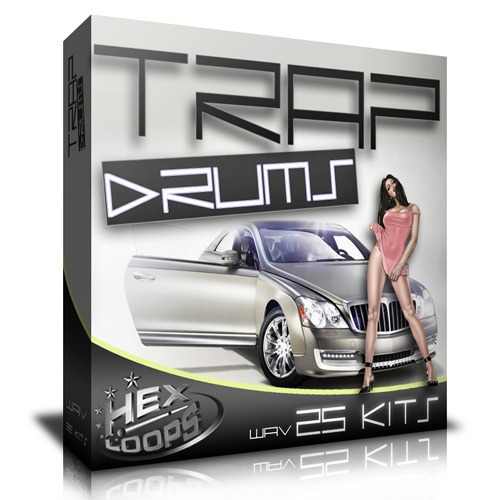 Pay for Trap Drums Loops 25 Kits Download