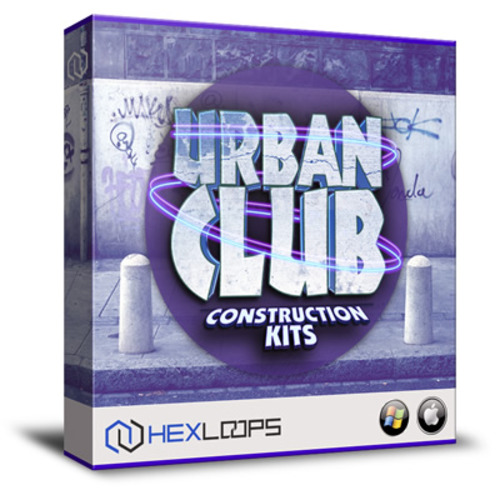 Pay for Urban Club Hip Hop Kits Loops in Wav and Midi