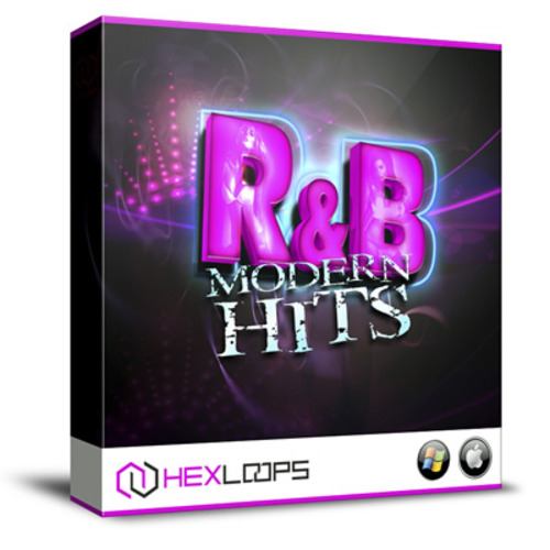 Pay for RnB Modern Hits 5 Kits Loops and Samples MIDI