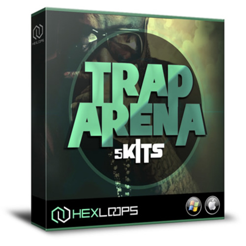 Trap Arena Music Loops Wav MIDI Download