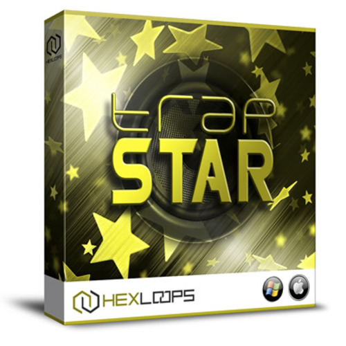 Pay for Trap Hip Hop Star 5 Construction Kits Loops