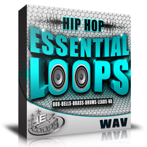 Pay for Hip Hop Essential Loops and Samples Pack