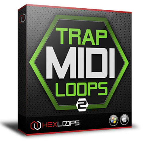 Pay for Trap Hip Hop MIDI Loops Pack Vol 2