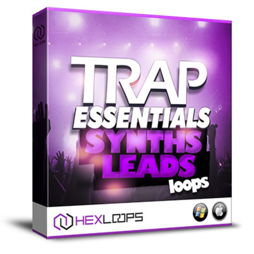 trap essentials leads and synths loops samples pack download loops. Black Bedroom Furniture Sets. Home Design Ideas