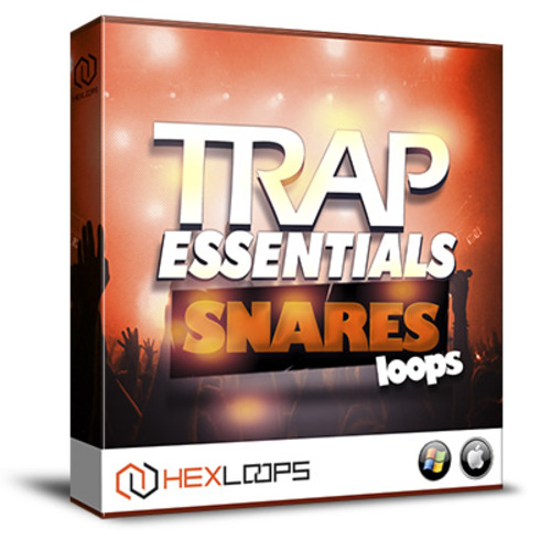 Pay for Trap Essentials - Snares Loops and Samples Pack