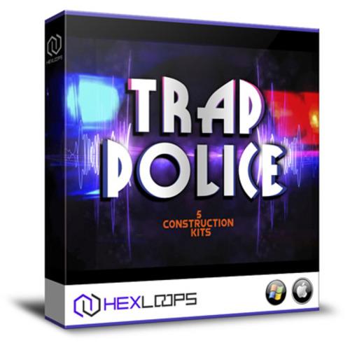 Pay for Trap Police 5 Construction Kits Wav MIDI Loops Samples
