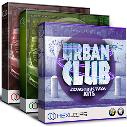 Pay for Club Bundle - Hip Hop Loops, Samples, MIDI Files
