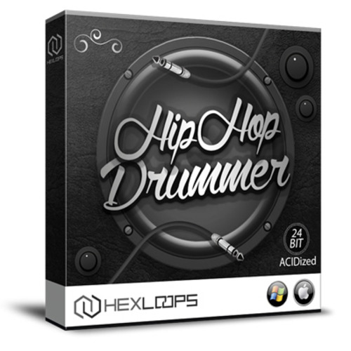 Pay for Hip Hop Drummer - Hip Hop Drum Loops, Drum Samples