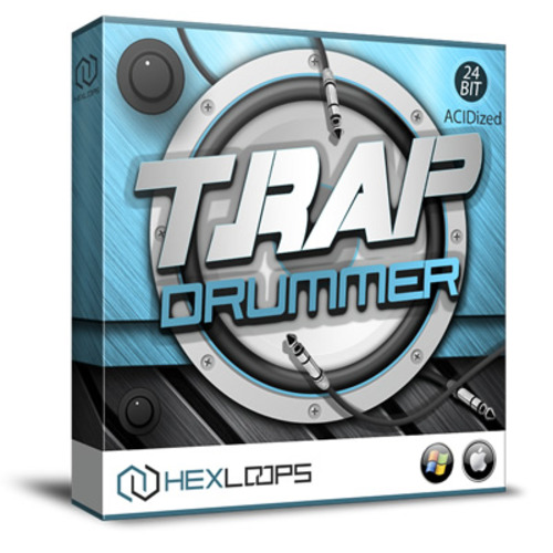 Pay for Trap Drummer - Trap Drum Samples and Loops Kits