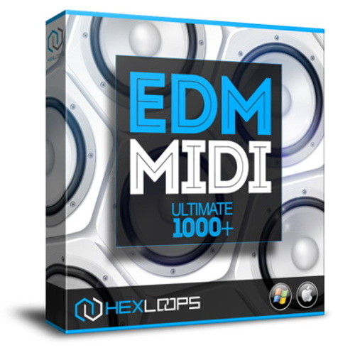 Pay for EDM MIDI Loops Files - Ultimate 1000+ Pack