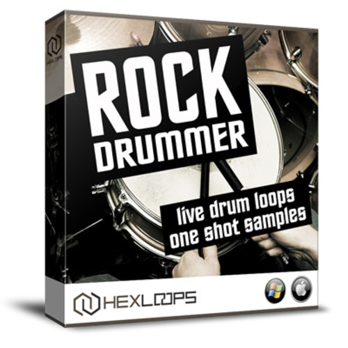 Pay for Rock Drummer - Rock Drum Loops and Samples