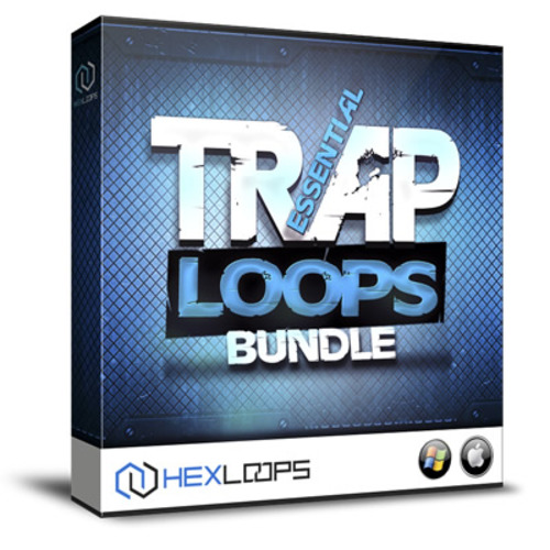 Pay for Trap Essential Loops - Sample Pack Bundle