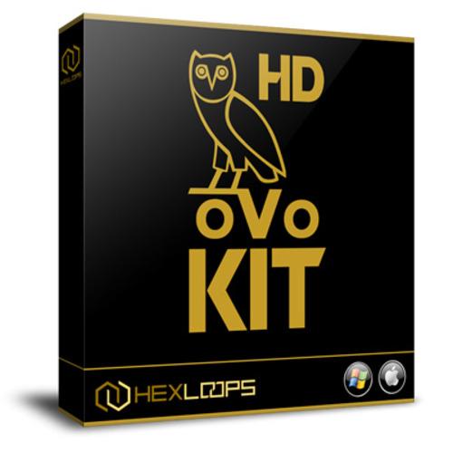 OVO Sound - Drake Drum Kit, Sample Pack
