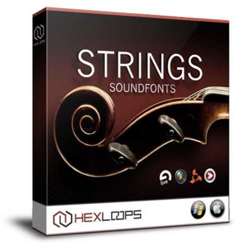 Strings Soundfonts SF2 Files