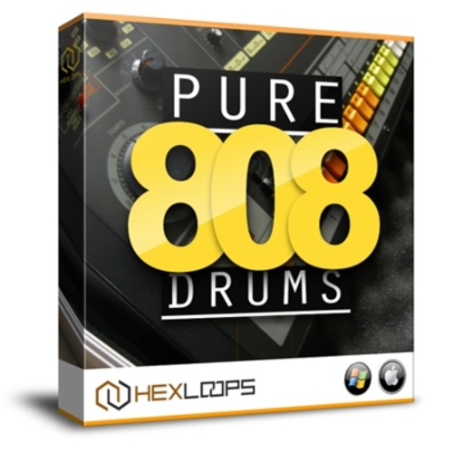 Pay for Pure 808 Drum Samples