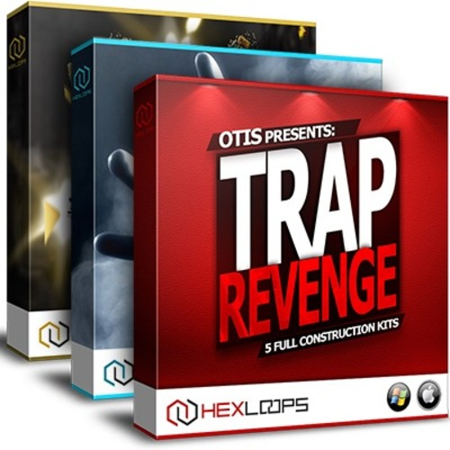 Pay for Trap Bundle 04 - Trap Sample Packs, Loops and Samples