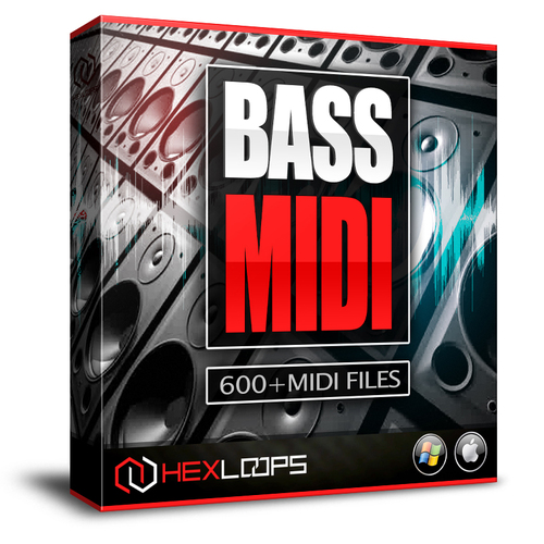 Pay for BASS MIDI FILES - BASS MIDI LOOPS