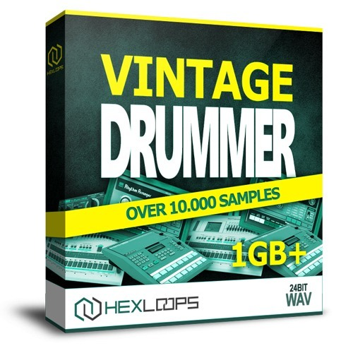 Pay for Vintage Drum Samples