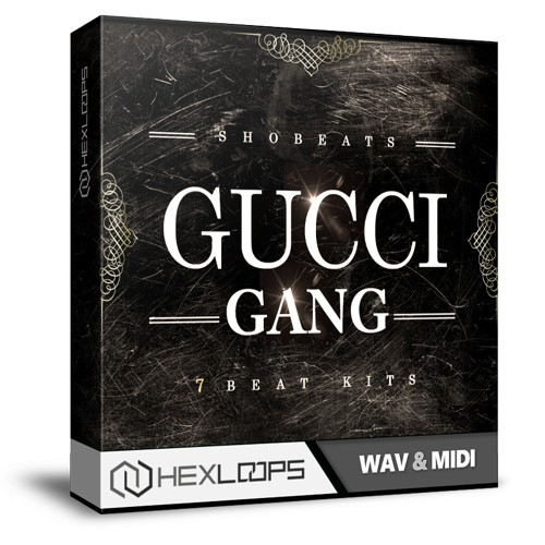 Pay for GUCCI GANG Trap Sample Pack